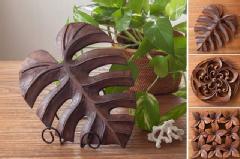 モチーフカービング 3種【motif-carving】