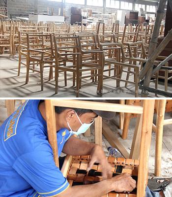 インドネシア屈指の製造施設