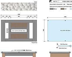 家具の部材