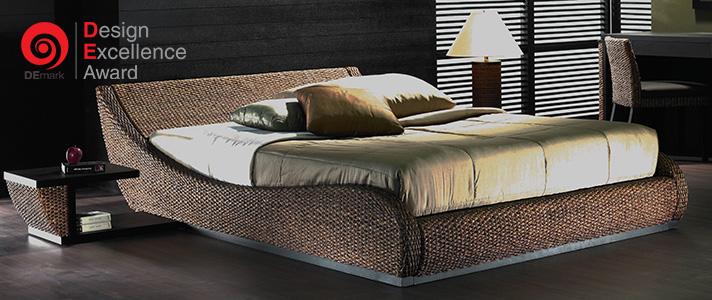 タイ国際家具見本市(TIFF) デザインアワード bBest Bed Room Furniture部門金賞