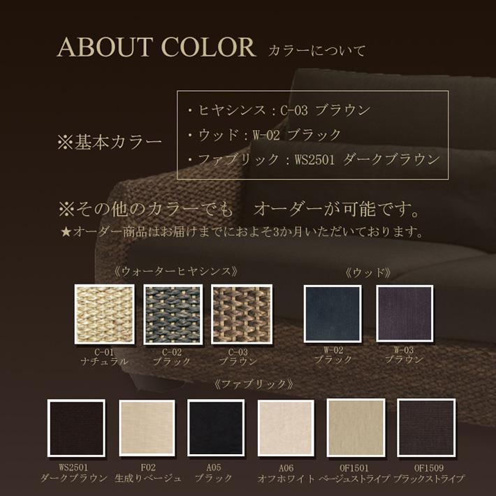 カラーについて