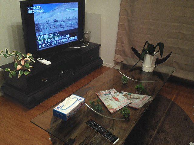 猫脚のロータイプTVボード AS128
