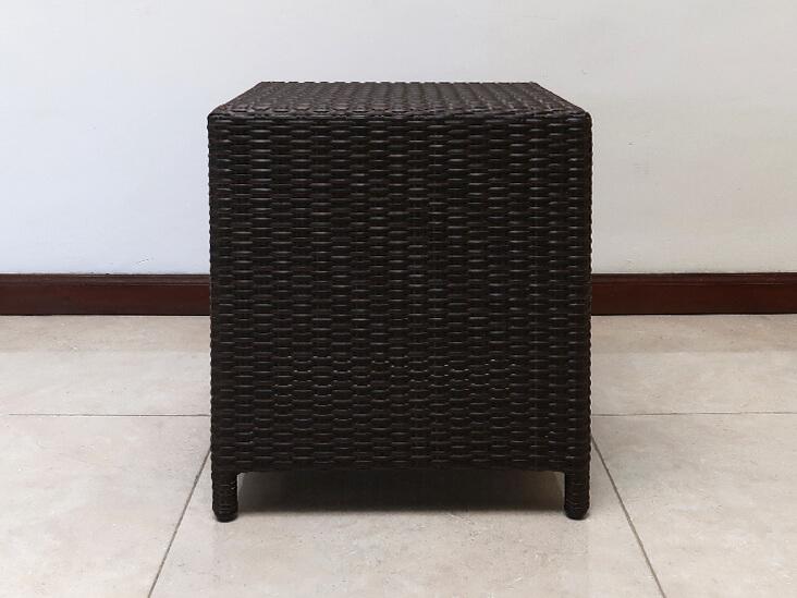 ラタンサイドテーブル[Tuban トゥバン] 【TUST-01】