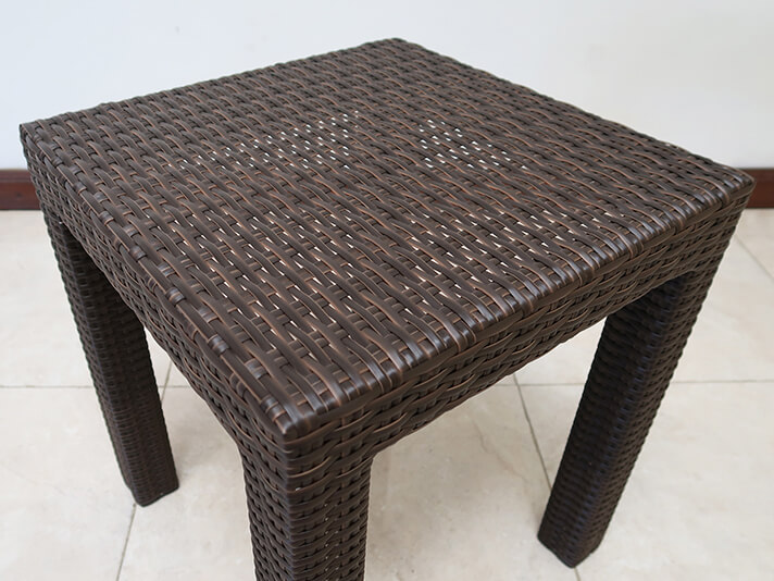 ラタンサイドテーブル[Tuban トゥバン] 【TUST-02】