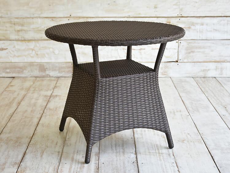 ウンドテーブル用天板ガラス[Tuban トゥバン] 【TUT-02-GL】