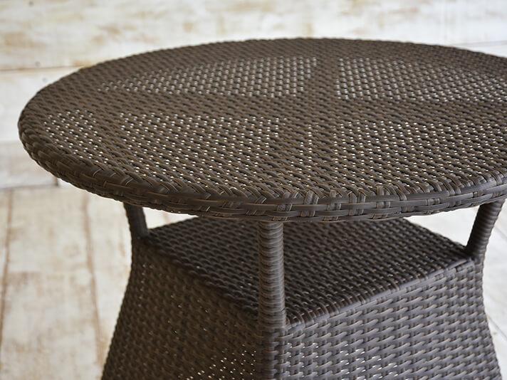 ラタンテーブル[Tuban トゥバン] 【TUT-02】