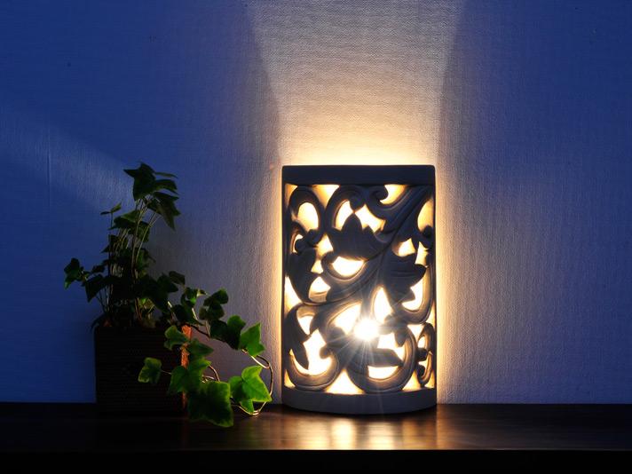 【45577】パリマナン壁掛けランプ