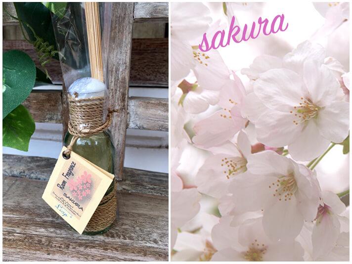 天然オイルがほのかに香るルームフレグランス51571【room-fragrance】