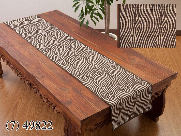ウォーターヒヤシンス製テーブルランナー/49822