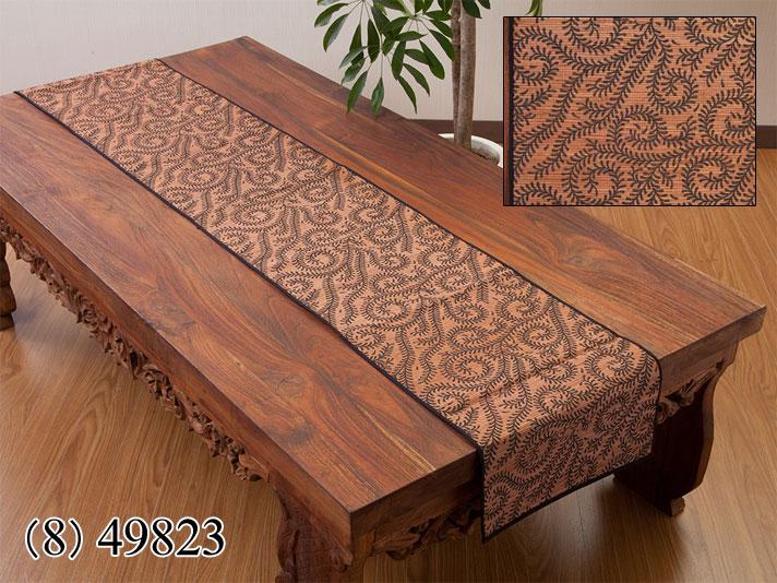 ウォーターヒヤシンス製テーブルランナー/49823