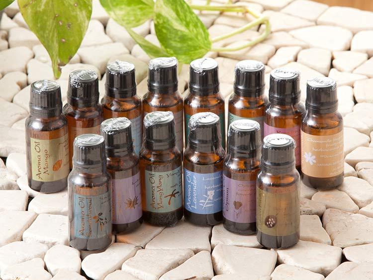 【aroma-oil】アロマフレグランスオイル/14種の香り(アラムセンポールALAM ZEMPOL)