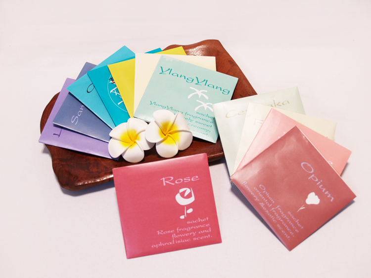 【sachet-05os】香り袋サシェおすすめ5個パック(アラムセンポールALAM ZEMPOL)
