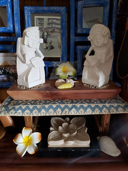 バリ島の好きが溢れる素敵な空間です