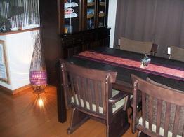 家具と雑貨で素敵なくつろぎの空間が完成したお部屋