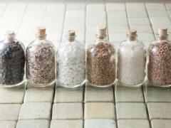 バリの天然石・ボトルストーン【bottle-stone】(今回使用したのは【48277】)